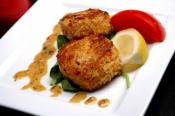 Delaware Crab Cakes